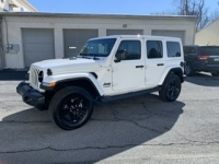 2020 Jeep Wrangler Unlimited Altitude 4x4. Click here for details!
